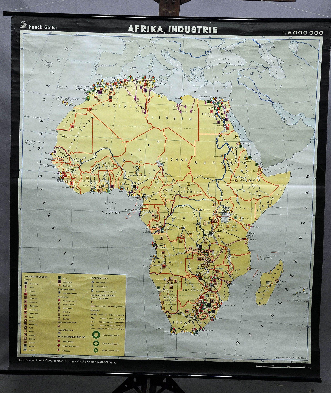 African decoration vintage art print