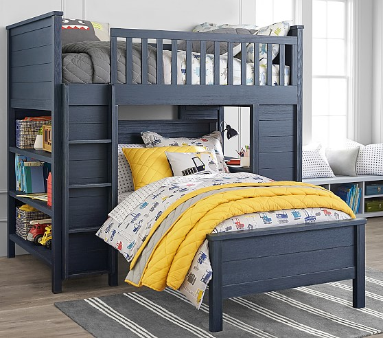 Charlie Loft System Amp Twin Bed Set Bunk Bed Designs