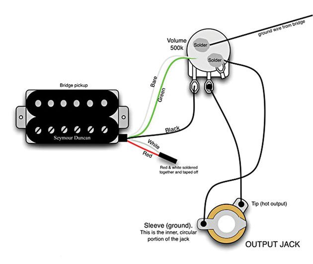 Push Pull Pot Wiring Diagram Further Seymour Duncan Wiring Diagrams