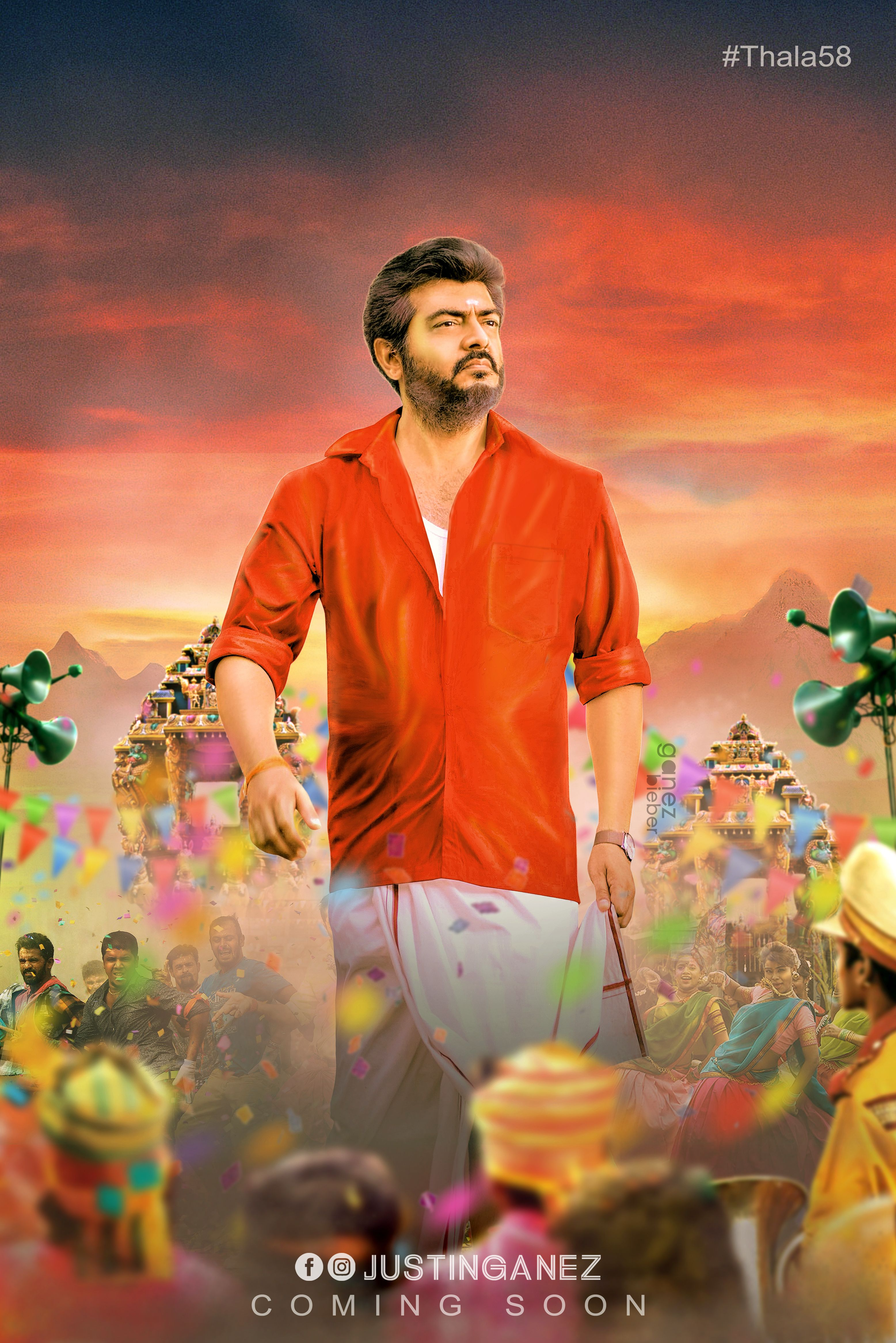 Tamil Movie Poster Background Hd
