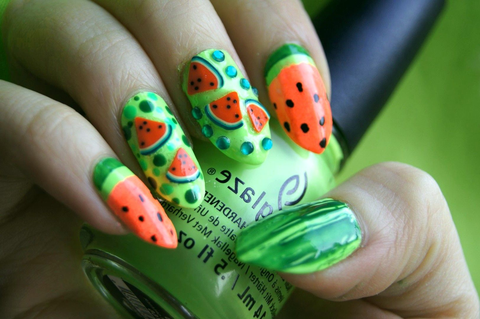 Current Nail Polish Trends Summer 2016 - Creative Touch
