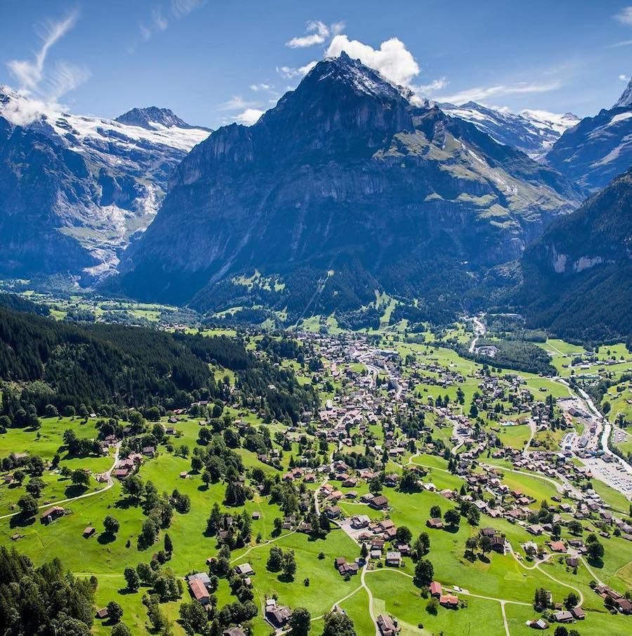 9 Stunning Places With Halal Food Nearby To Visit In Switzerland Travel Guides For Muslim Travel Places In Switzerland Cheap Places To Visit Beautiful Places