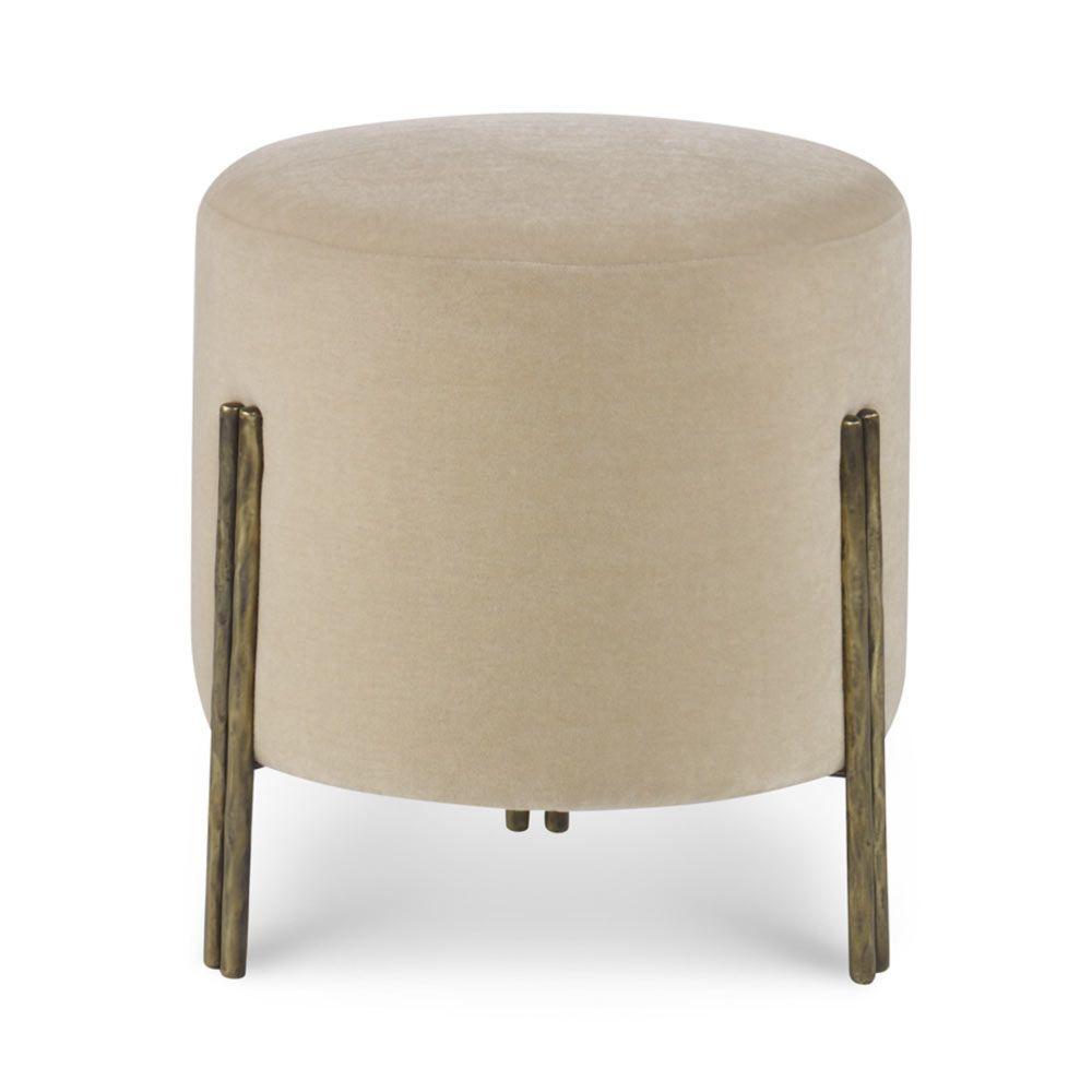 melange foot stool