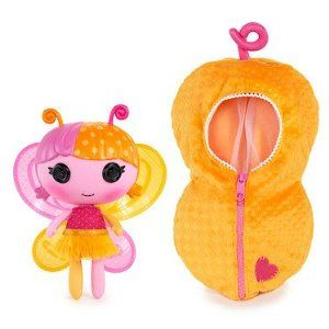 Lalaloopsy Littles Lala Oopsie Doll, Fairy Tulip