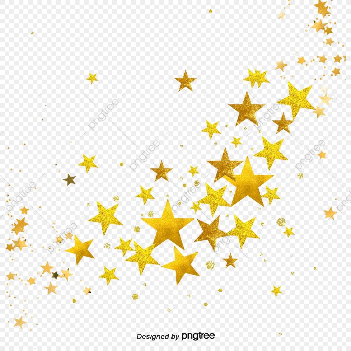 Irregular Combination Of Bright Golden Stars Gold Clipart Irregular Shape Aestheticism Png Transparent Clipart Image And Psd File For Free Download Background Banner Golden Star Prints For Sale