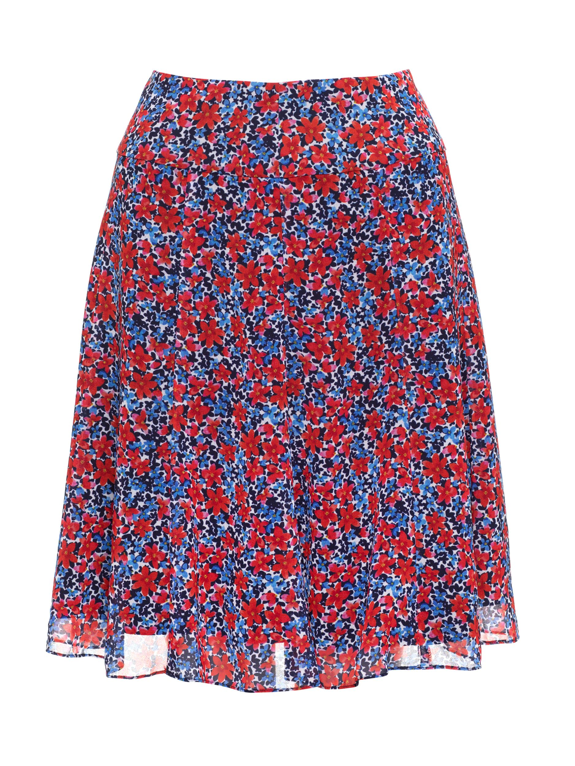 Lois Floral Skirt | Floral Fashion | Review Australia | Ropa ...