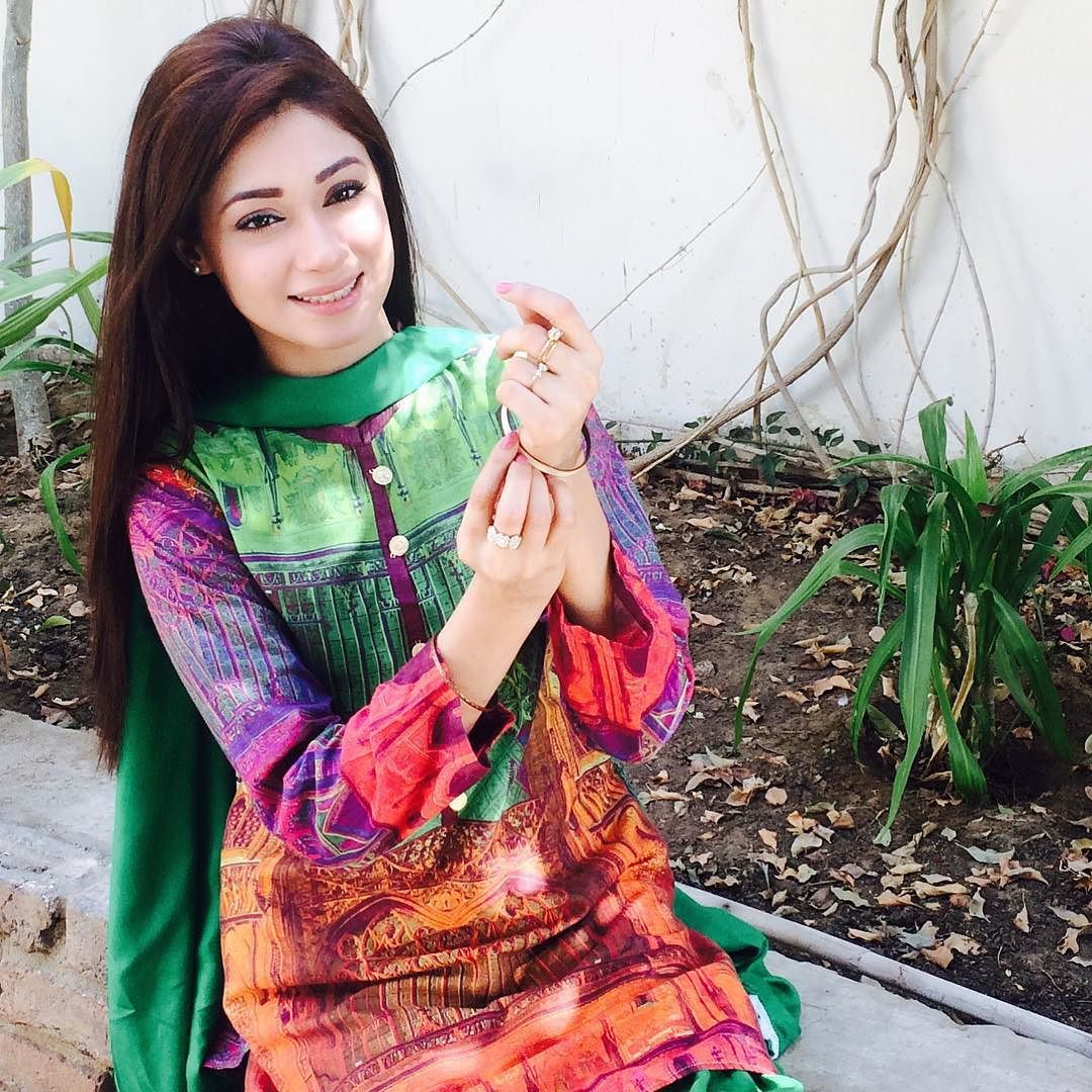 Shameen Khan Pakistani Tv actress