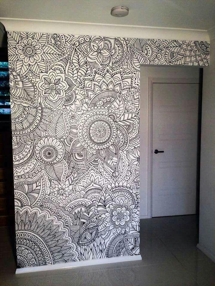 pinterest @karoliinavazque ❤ deco Pinterest Murale