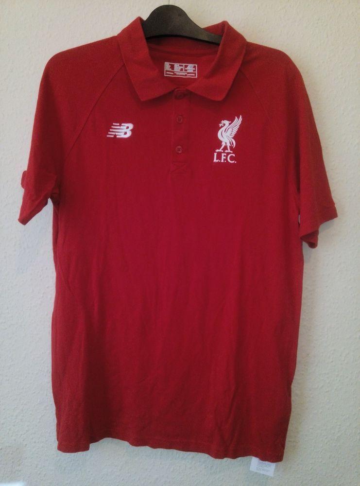 new balance liverpool polo shirt