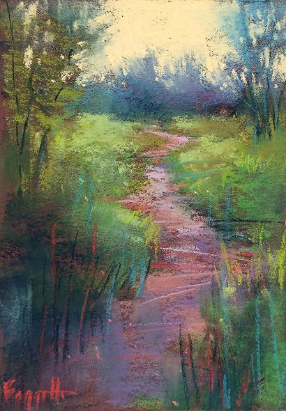 Marla Baggetta Pastel Paintings Art Workshops Small Works