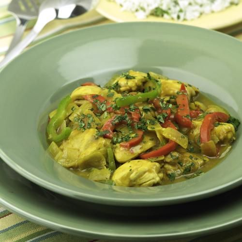 This Indian Inspired Curry Is An Excellent Addition To Your Weekly