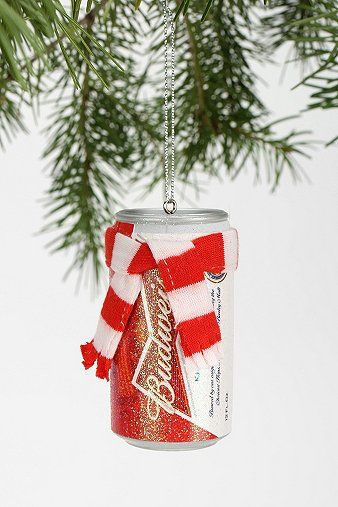 Budweiser Scarf Ornament - Budweiser Scarf Ornament BUDWEISER KING OF BEER Pinterest