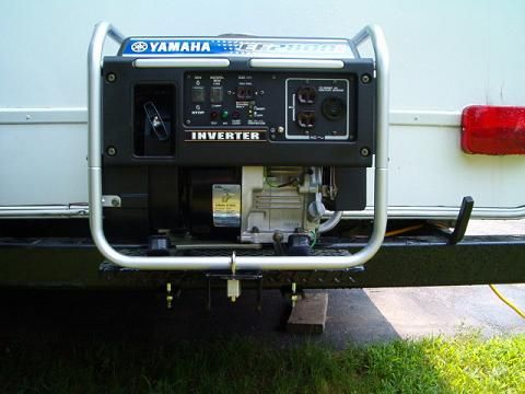 Powering A Travel Trailer With A Generator