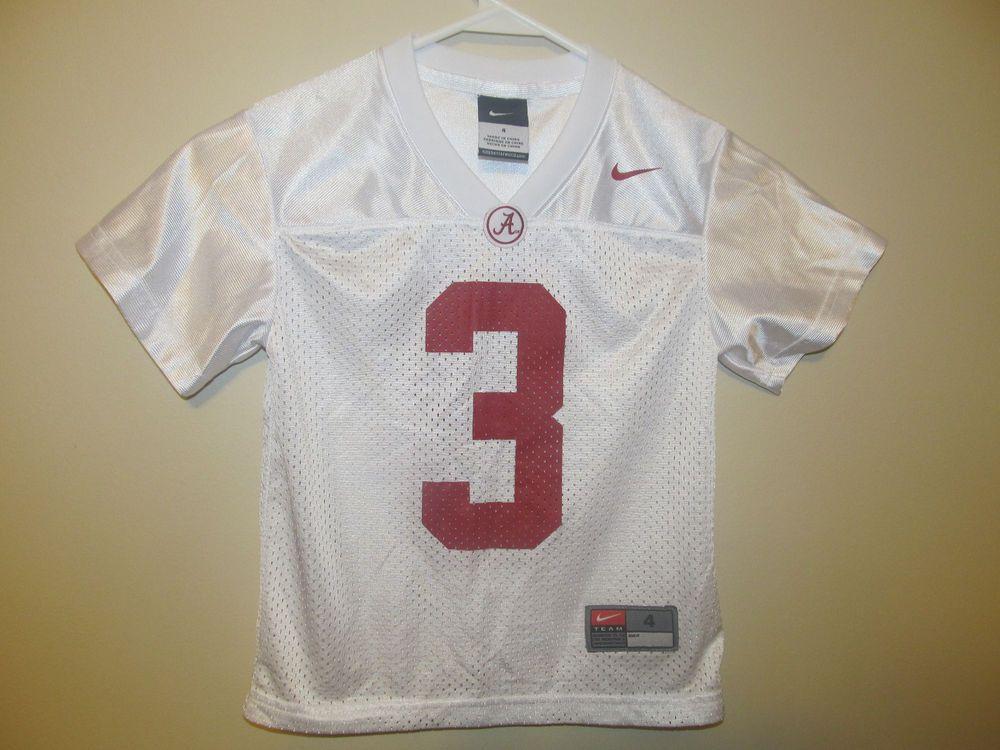 new arrivals 38523 c179e Alabama Crimson Tide Football jersey - Nike Toddler 4T ...
