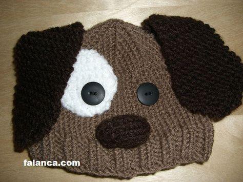 Sombrero de Koala de punto som  ffdc7d2c69a