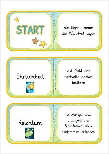 Unterrichtsmaterial Deutsch - Abstrakta Domino | primaire ...