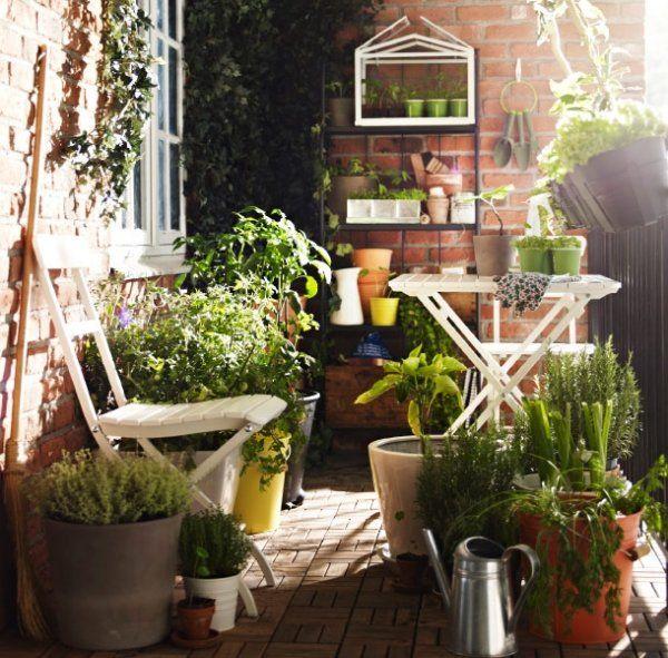 Garden Ideas Ikea ideen für gartenmöbel ikea balkon garten   wohnen   pinterest