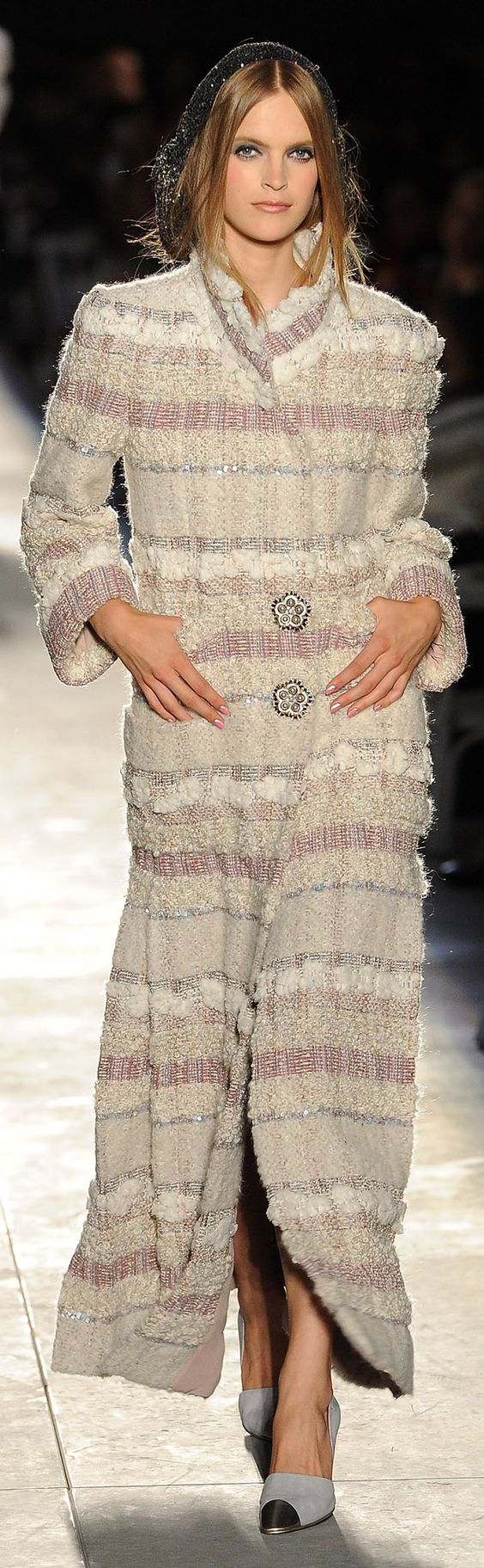Chanel Fall 2013 Fashion Show & More Details