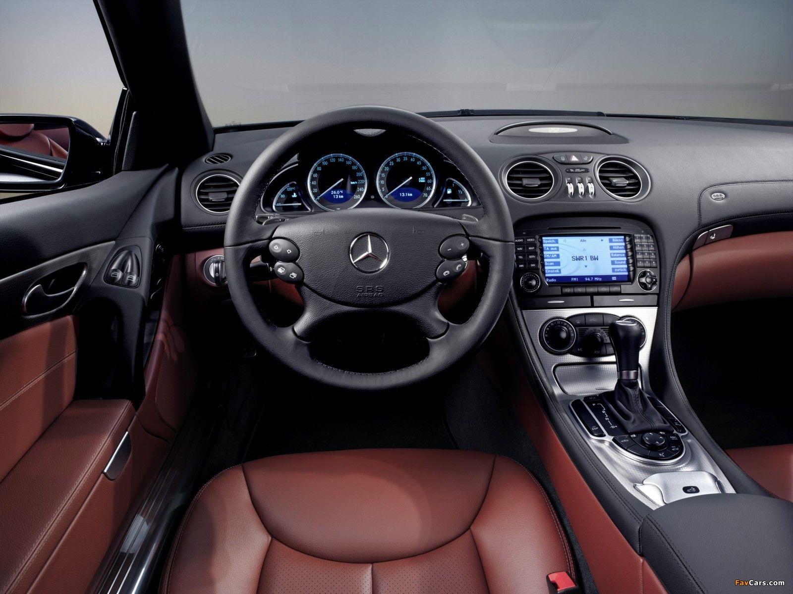 /> 12 Convertible Gasolina ZF Montaje del motor delantero Para Mercedes SL R230 55 5.4 01