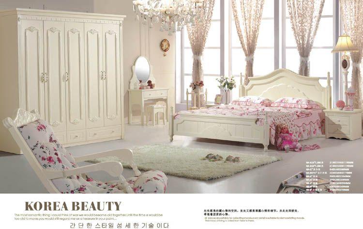 Prime Korean Bedroom Furniture Set Ha 825 Romance Furniture Interior Design Ideas Inesswwsoteloinfo