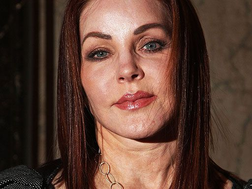Priscilla Presley Plastic Surgery Pictures Before