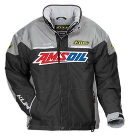 Highly Functional Klim Winter Riding Jacket Features High Profile