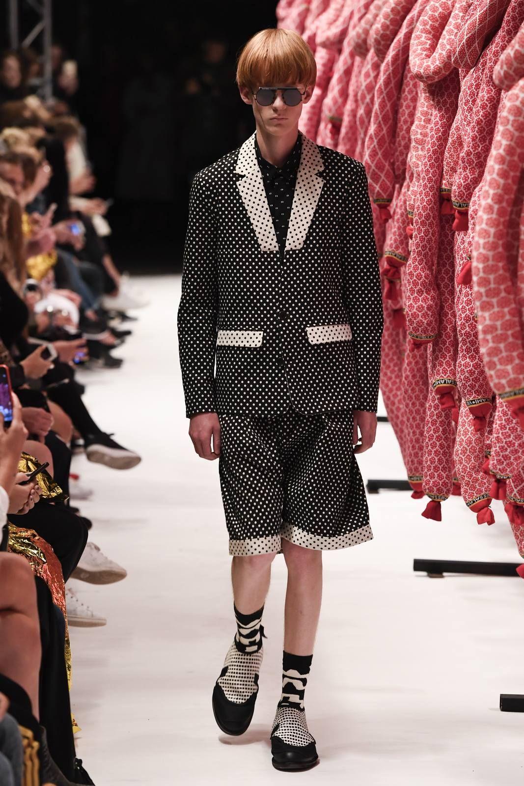 Henrik Vibskov Spring-Summer 2017 - Copenhagen Fashion Week #CPHFW