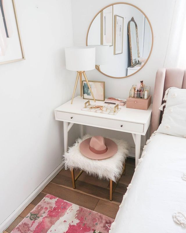 Coiffeuse Bedroom Decor Room Decor Bedroom Design