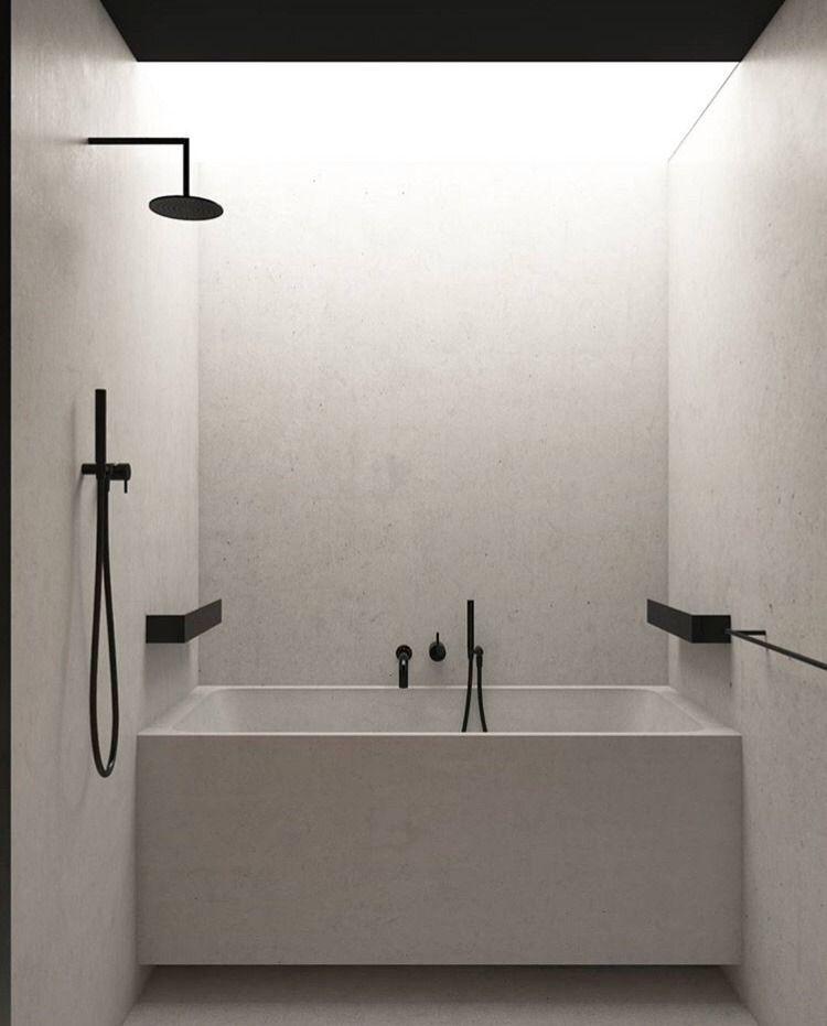 Minimalist Bathroom Pinterest: Bathroom In 2019