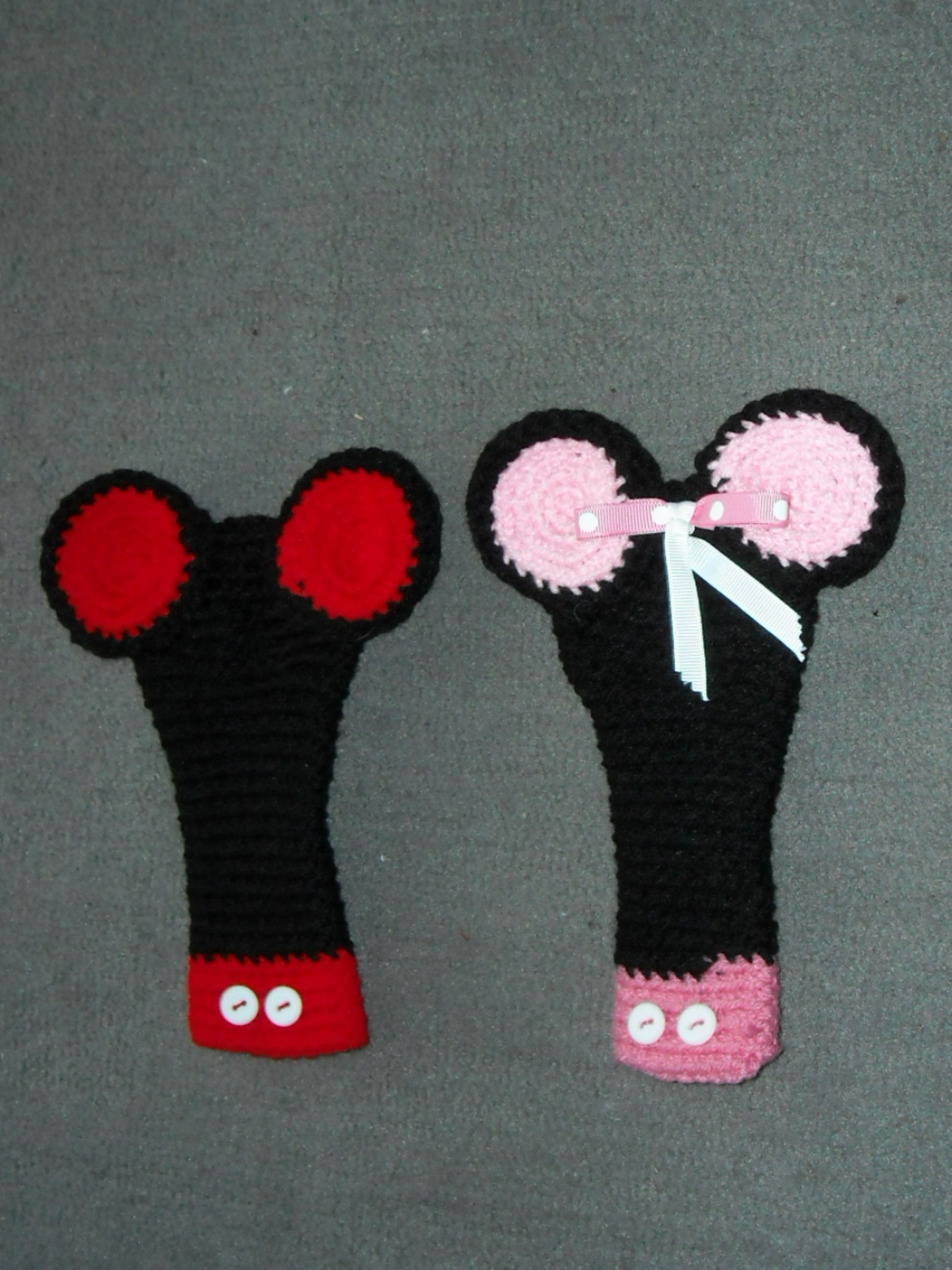 Minnie mickey mouse golf club covers golf clubs pinterest minnie mickey mouse golf club covers bankloansurffo Images