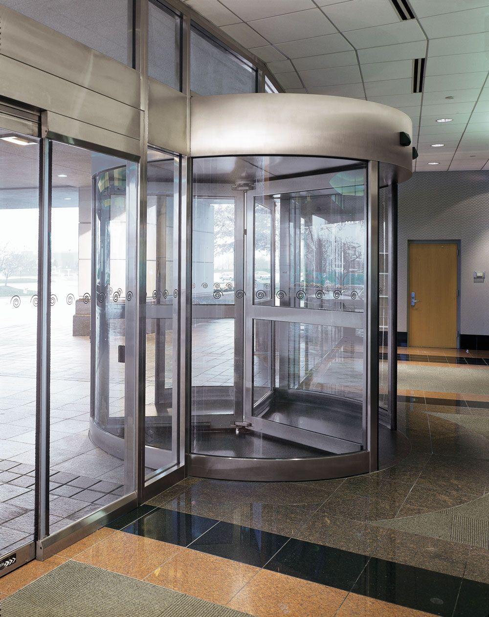 Crane 2000 Series Revolving Door Crane Revolving Doors