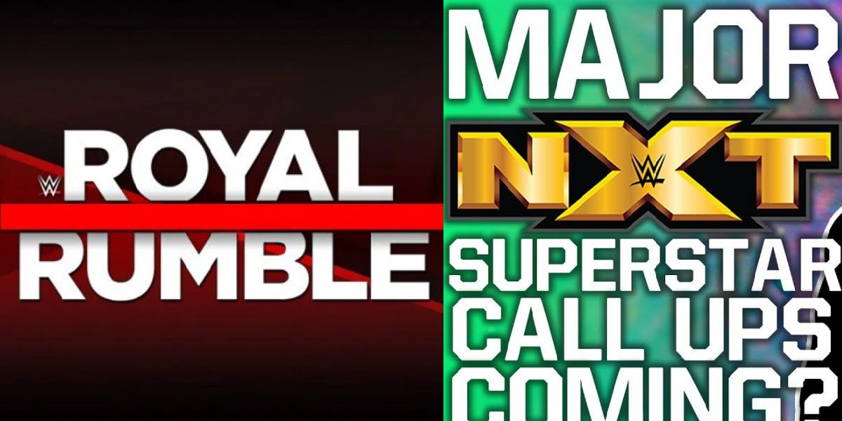 Wwe Rumors Roundup Royal Rumble 2021 Without Fans Two Main Roster Call Ups From Nxt And More In 2021 Royal Rumble Wwe Ups