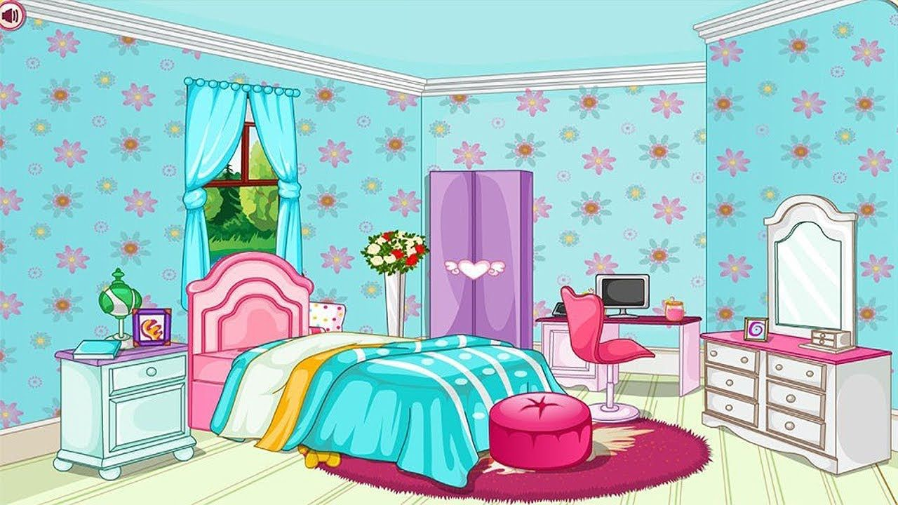 Girl Room Decoration Kids Games Fun Casual Games M Girl Room
