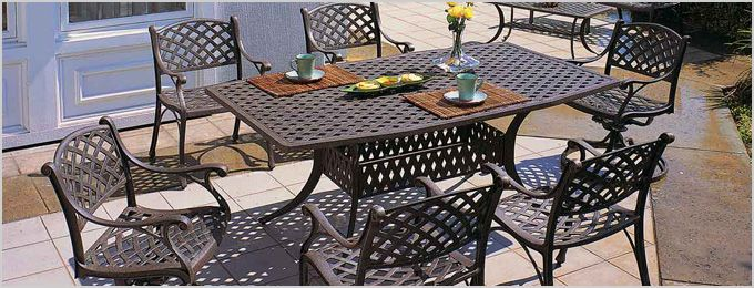Chicago Patio Furniture: Outdoor Furniture For Your Deck And Patio  Throughout Wrought Iron Patio Furniture