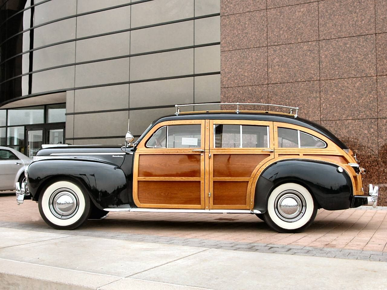 1941 chrysler town country station wagon re pin brought to you by agents at houseofinsurance. Black Bedroom Furniture Sets. Home Design Ideas