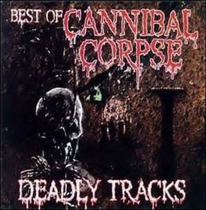 CANNIBAL CORPSE - Deadly Tracks - Best Of 1997 (compilation)
