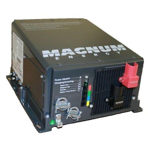 magnum me2512 2500w power inverter charger 12 volt magnum rh pinterest com Wiring Diagram for Power Inverter Inverter Schematic Diagram