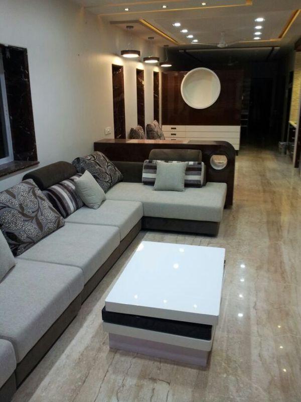 Interior designer Kubic Chakra style