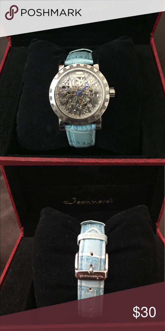 Costume Watch. With box & Costume Watch. With box | Automatic watch Cobalt and Box