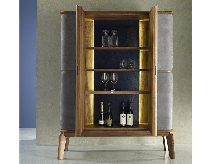 Barschrank Aus Holz Matthias Bar By Ulivi Salotti Diy Deck Furniture Luxury Furniture Bar Furniture