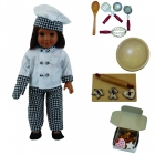 Complete Chef's Outfit And Accessory Set, Doll Clothes Fits 18 Girl Dolls #18inchcheerleaderclothes Complete Chef's Outfit And Accessory Set, Doll Clothes Fits 18 Girl Dolls #18inchcheerleaderclothes Complete Chef's Outfit And Accessory Set, Doll Clothes Fits 18 Girl Dolls #18inchcheerleaderclothes Complete Chef's Outfit And Accessory Set, Doll Clothes Fits 18 Girl Dolls #18inchcheerleaderclothes Complete Chef's Outfit And Accessory Set, Doll Clothes Fits 18 Girl Dolls #18inchcheerleaderclothes #18inchcheerleaderclothes