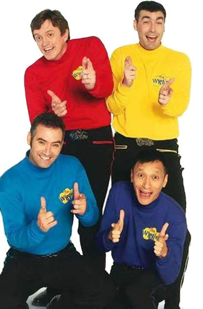 I don't care what you say  The Wiggles are the shit  | Nerdy guilty