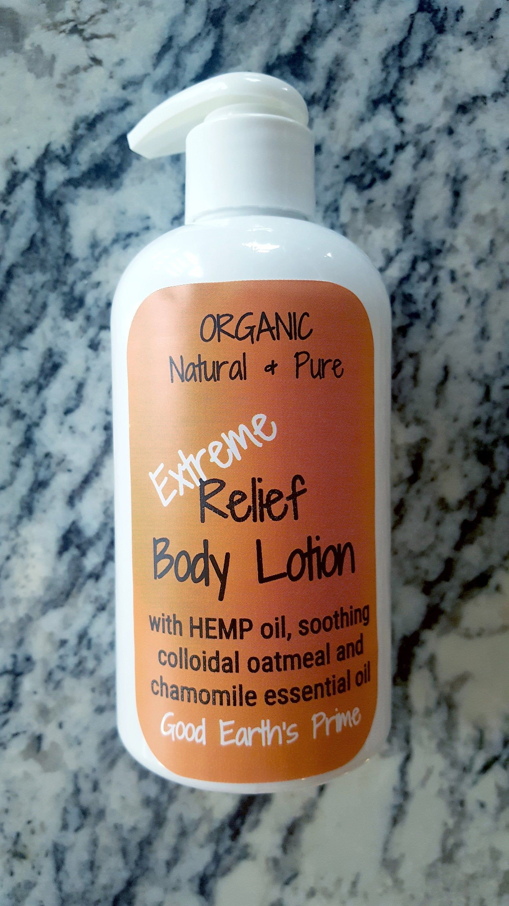 Extreme Relief Dry Cracked Hand Lotion for body and hands