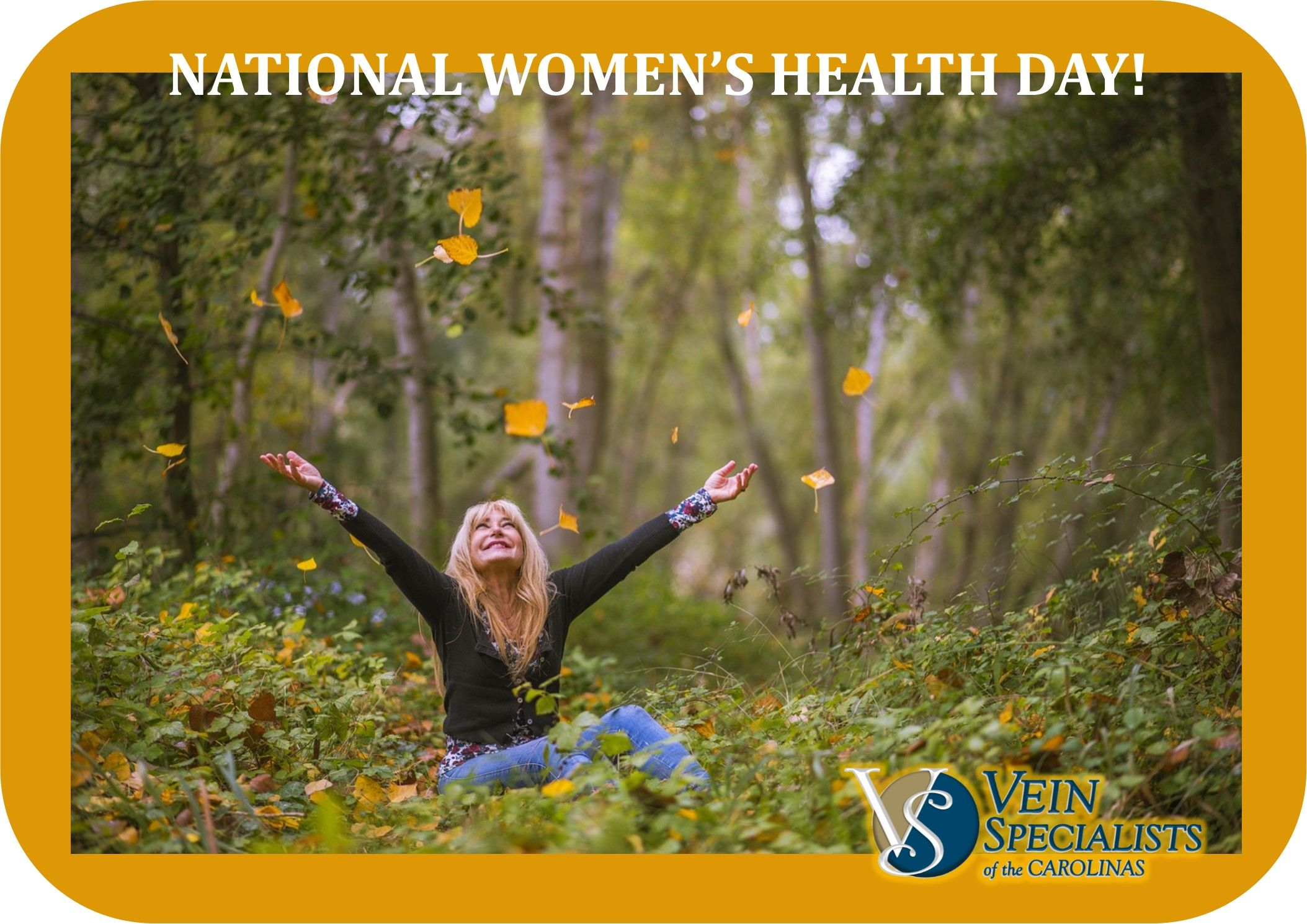 This is national womens health day vein specialists of