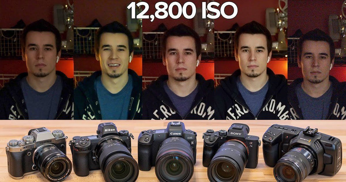 Sony A7 Iii Vs Canon Eos R Vs Nikon Z7 Vs Fuji X T3 A Low Light
