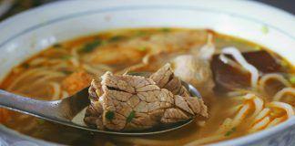 5 quán bún bò Huế ở Hà Nội đã được cộng đồng mạng kiểm chứng là ngon tuyệt