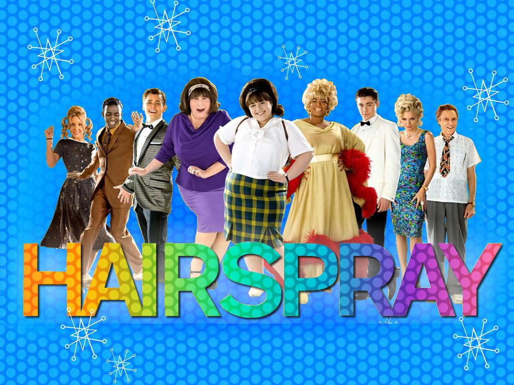I auditioned for Hairspray the musical at my school with ...