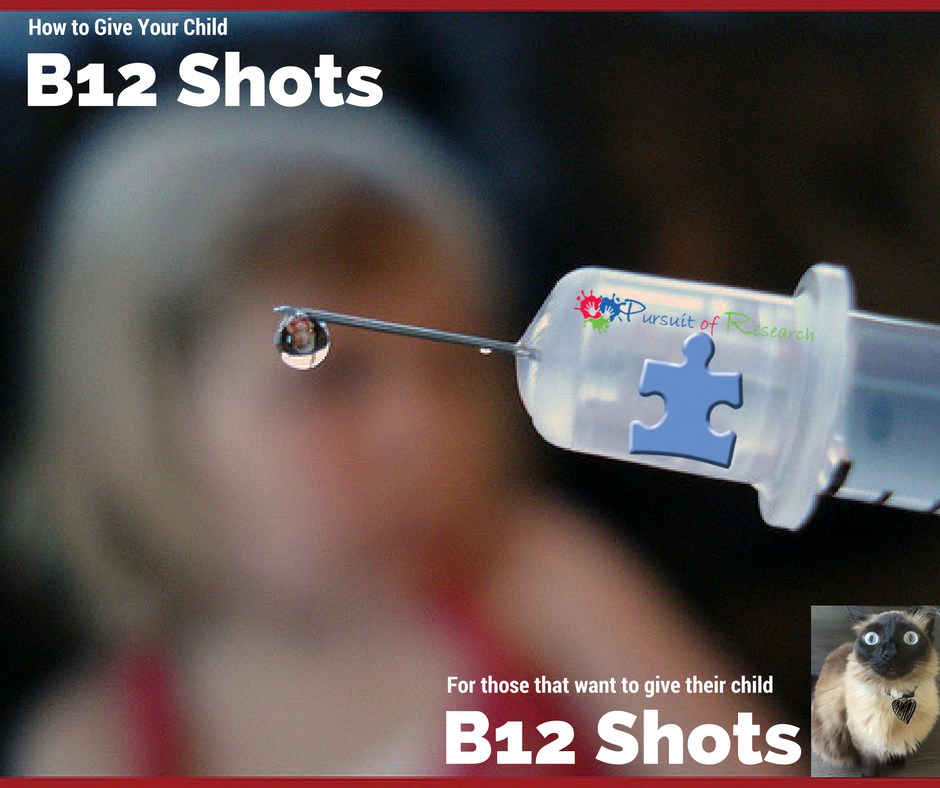 how to give yourself a b12 injection