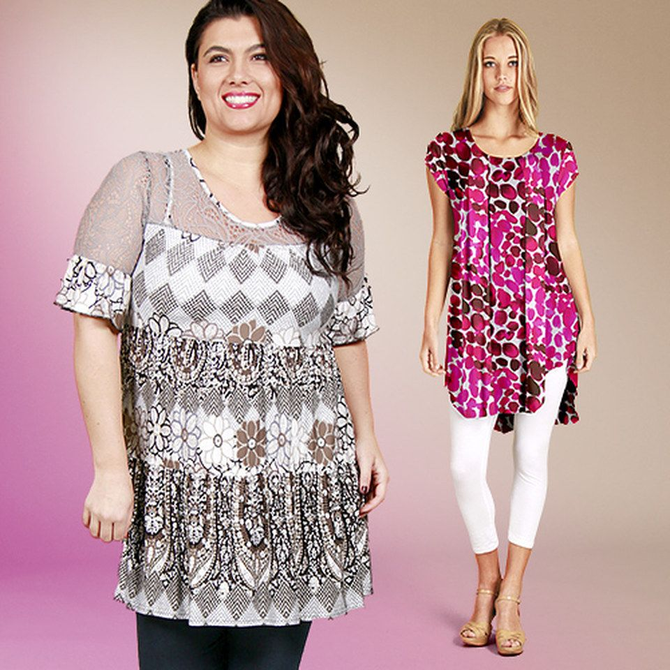 Take a look at the Attention to Detail | Plus event on zulily today!