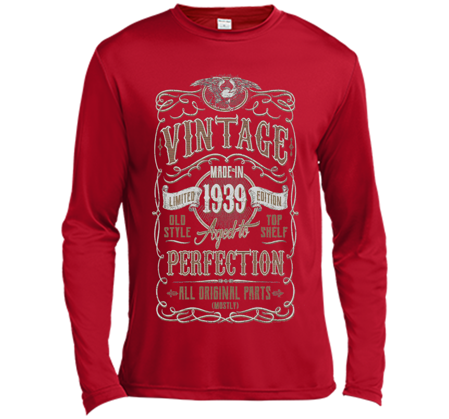 2bf995ac9 Vintage Made In 1939 Birthday Gift Idea T Shirt | Products | T shirt ...